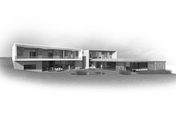 <strong>VILLA DOUBRAVČICE 1<span><b>in</b>Family houses</span></strong><i>→</i>